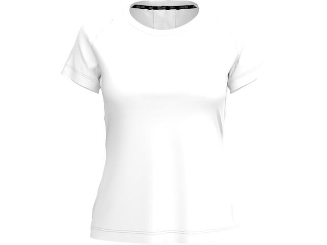 Odlo BL Ceramicool Element T-shirt à col ras-du-cou Femme, white